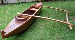 Origami Canoe