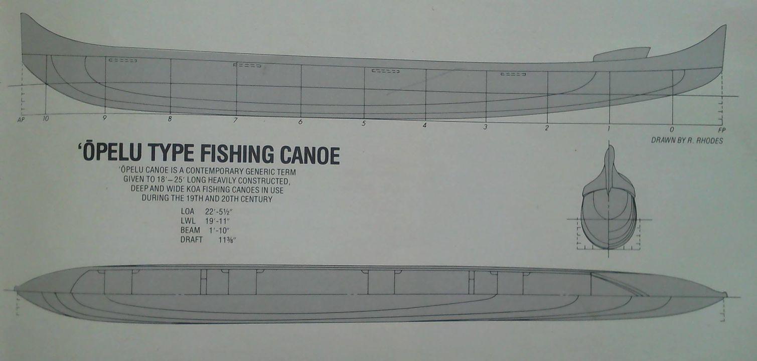 opelu canoe