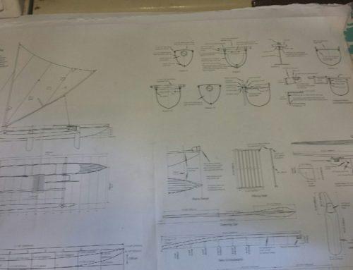 Plans: Ulua Saling Canoe by Gary Dierking